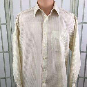 Tommy Hilfiger Ithaca Button Front Dress Shirt